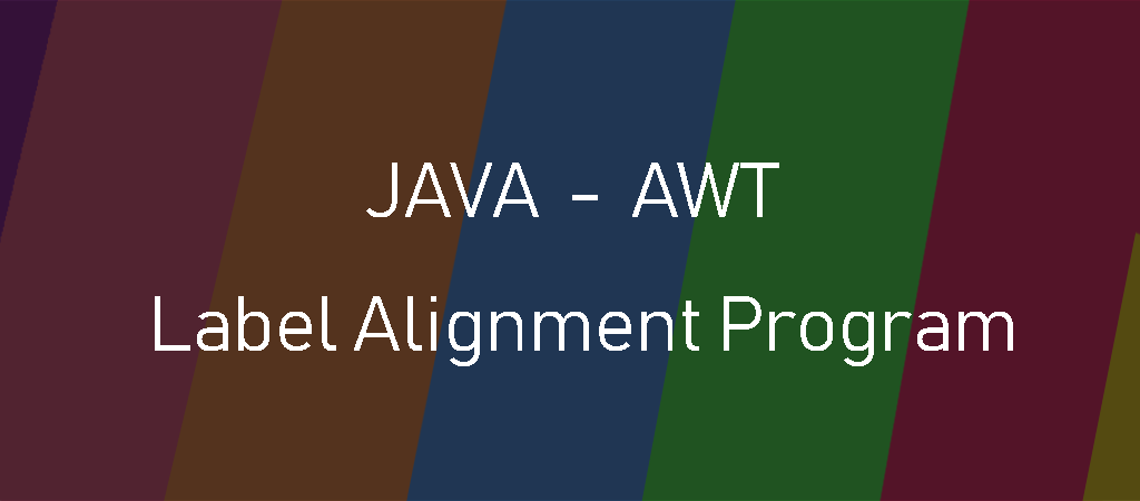 label-alignment-program