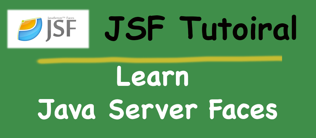 learn-java-server-faces